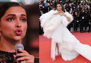 Deepika Padukone comments on Aishwarya Rai Bachchan's Cannes 2019 look