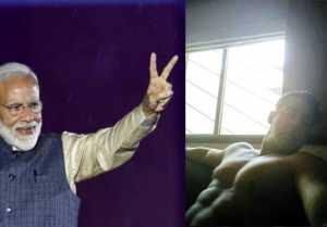 Salman Khan goes shirtless for PM Narendra Modi; Check Out