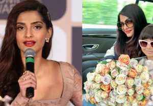 Aishwarya Rai's daughter Aaradhya receives this comment from Sonam Kapoor at Cannes