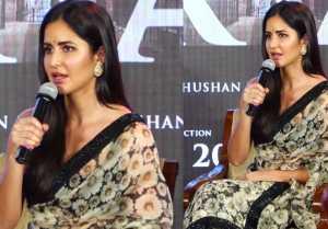 Katrina Kaif reacts on Salman Khan's comment on winning national award for Bharat