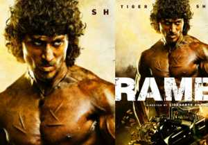 Tiger Shroff to do more difficult Stunts in Rambo