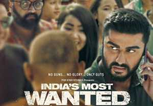 Arjun Kapoor's India's Most Wanted gets Awesome response from Celebs