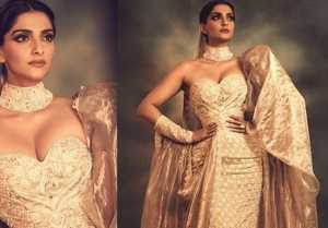 Sonam Kapoor stuns at Cannes 2019 red carpet; Check out
