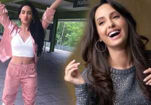Nora Fatehi promises to do more acting based roles