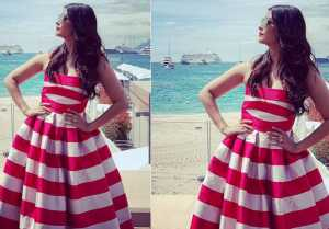 Aishwarya Rai Bachchan steals limelight at Cannes 2019; Check Out