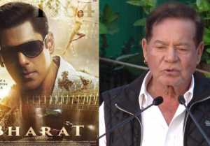 Bharat Director Ali Abbas Zafar reveals Salim Khan's first reaction to Bharat script