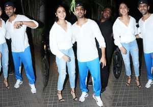 Anushka Sharma & Kartik Aaryan enjoyed at India's Most Wanted screening