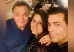 Karan Johar's  favourite couple of Indian cinema is Rishi Kapoor & Neetu Kapoor  FilmiBea