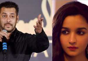 Salman Khan gives EPIC reaction on Alia Bhatt; Check Out