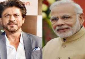 Shah Rukh Khan Congratulates PM Modi with this message On Big Election Victory