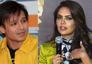 Vivek Oberoi & Aishwarya Rai Bachchan's Controversy: Esha Gupta angry on Vivek Oberoi