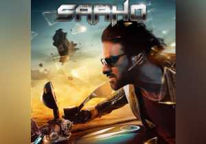 Prabhas shares second poster of his upcoming film Saaho; Check Out