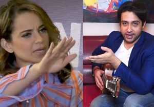 Kangana Ranaut's ex boyfriend Adhyayan Suman lashes out at her; Watch Video