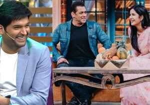 The Kapil Sharma Show: Salman Khan & Katrina Kaif promote Bharat on show