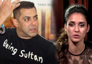 Bharat actress Disha Patani opens up on  her chemistry with Salman Khan