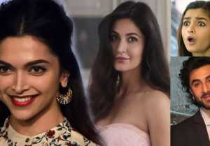 Ranbir Kapoor secretly follows exgirlfriend Katrina Kaif & Deepika Padukone on Instagram