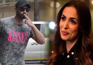 Malaika Arora's boyfriend Arjun Kapoor promotes India's Most Wanted in this special way
