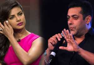 Salman Khan again TAUNTS Priyanka Chopra for dumping Bharat; Check Out