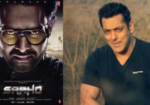 Salman Khan to play a cameo in Prabhas & Shraddha Kapoor starrer Saaho