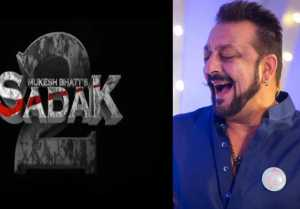 Sanjay Dutt to do item number in Alia Bhatt's Sadak 2