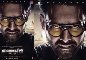 Prabhas gets amazing reaction from fans on Saaho first look