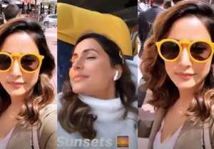 Hina Khan spends quality time at Cannes 2019 after her red carpet look