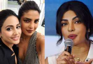 Hina Khan receives CUTE message from Priyanka Chopra; Check Out