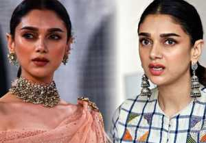 Aditi Rao Hydari reveals why she doesn't Google herself