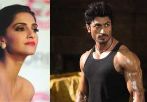Sonam Kapoor's The Zoya Factor to clash with Vidyut Jammwal's Commando 3 !!!