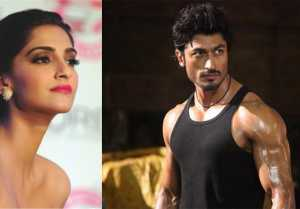Sonam Kapoor's The Zoya Factor to clash with Vidyut Jammwal's Commando 3 !!!