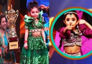 Super Dancer 3: Know who is Rupsa Batabyal