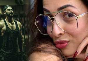 Malaika Arora comments on Arjun Kapoor's motivational weightloss journey