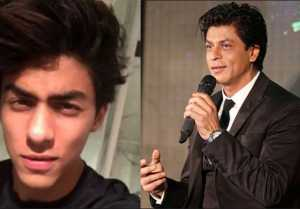 Shahrukh Khan finally gives big HINT on Aryan Khan's Bollywood debut