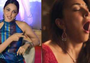 Kiara Advani reveals how she prepared for her vibrator scene in Lust Stories