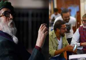Amitabh Bachchan delivers 14minute long take in one shot for his film Chehre