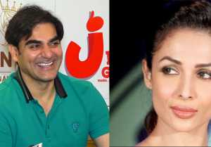 Malaika Arora's ex husband Arbaaz Khan listening romantic song for Giorgia Andriani