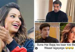 Karan Singh Grover's wife Bipasha Basu makes fun of Mr Bajaj of Kasauti Zindagi Kay