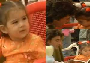 Sara Ali Khan & Saif Ali Khan's cute picture goes viral on social media