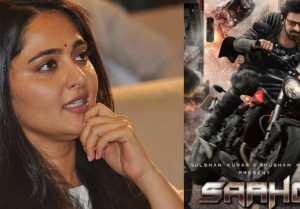 Prabhas gets superb response from Anushka Shetty on Saaho teaser
