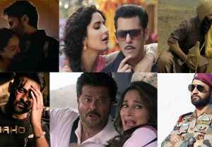 Salman Khan's Bharat & other top grossing Bollywood films in 2019