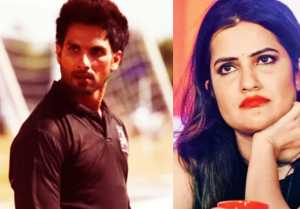 Shahid Kapoor's Kabir Singh gets this response from singer Sona Mohapatra