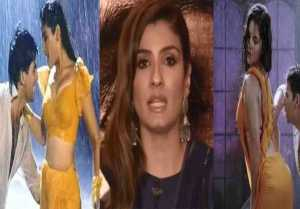 Raveena Tandon reacts on Akshay Kumar recreating Tip Tip Barsa Paani