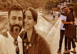 Sonam Kapoor enjoys romantic holiday with Anand Ahuja in Japan; Check out