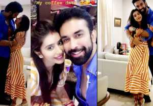 Sushimita Sen's brother Rajeev enjoys day out with his wife Charu Asopa after wedding