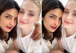 Priyanka Chopra shares selfie with Sophie Turner before her marriage