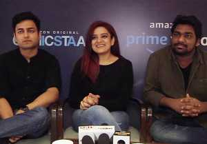 Zakir Khan Kaneez Surka & Kenny Sebastian talk about Comicstaan Season 2; Watch video
