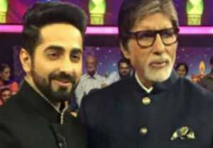 Ayushmann Khurrana opens up on working with Amitabh Bachchan in Gulabo Sitabo