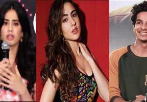 Sara Ali Khan to romance with Jhanvi Kapoor's co star Ishaan Khatter