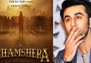Ranbir Kapoor's Shamshera release date gets postponed till 2021,Here's why
