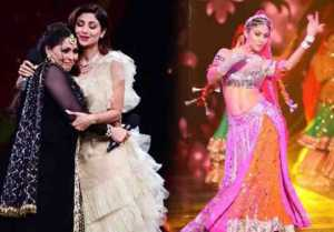 Super Dancer 3: Geeta Kapoor gets EMOTIONAL after watching Shilpa Shetty's Bharatanatyam